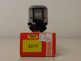Trix Express 3377 : Personenrijtuig, 1e/2e klas zilverling (DB)