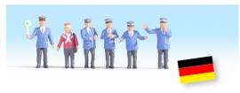 Noch 15265 # Spoorwegpersoneel Duitsland