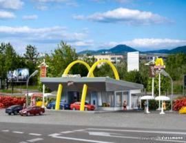 Vollmer 47765 Wegrestaurant Mc Donald's  met Mac Drive