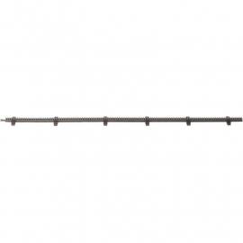 Fleischmann 6412 : Flexibele tandradrail