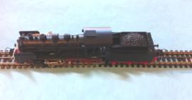 """Trix Express 2202. Personentrein stoomlocomotief BR 24 """"Steppenpferd"""""""