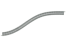 Minitrix 14901. Flexibele rail.