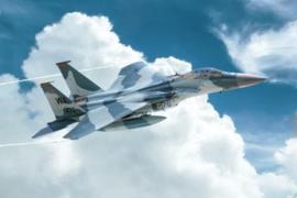 Italeri 4015 # F-15 Eagle