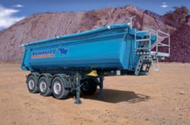 Italeri 3845#Dumper trailer