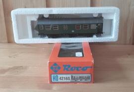 Roco 4216S Personenrijtuig 2e klas, BD3yge-54 (DB)