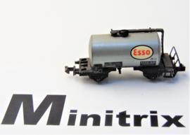 Minitrix  7837. Ketelwagen ESSO.