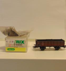 Trix 24000 : Hogeboordwagen met ballast