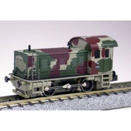 "Hobbytrain 2870# Wehrmachtslocomotief ""V20WR200 DB"