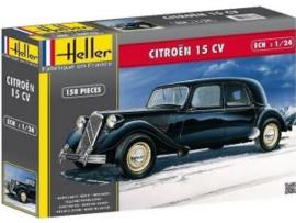 Heller 80763#Citroën 15CV (Traction Avant)