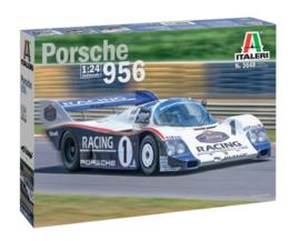 Italeri 3648 # Porsche 956