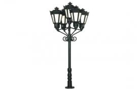 Viessmann 6380 : Parklantaarn (5 lampen)