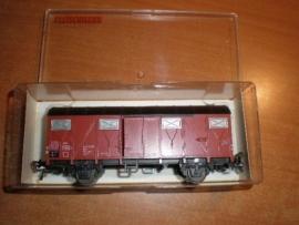 Fleischmann 5330 Gesloten goederenwagen (DB)