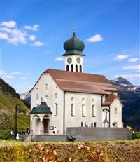 Kibri 37032 - Kerk aan de Gotthardroute