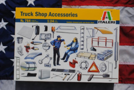 Italeri 0764#Truck Shop Accessoires