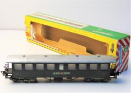 Fleischmann 1417. Personenwagen 2e klas van de SBB/CFF