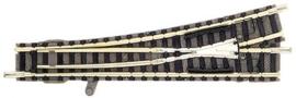 Fleischmann  9178 Handwissel links met geleidend hartstuk