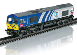 22696 Klasse 66 diesellocomotief