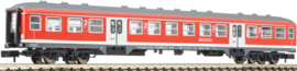 Fleischmann 814801#Regi0  treinwagon 2e klasse, type Bnrz 451, de DB-Regio.