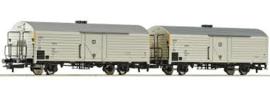 ROCO 66047 : Set van twee koelwagens