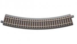 Roco 61123 : Gebogen rail R3