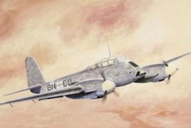 ITALERI 077 : Messerschmitt  ME-210 A1