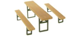 Faller 272442 : Terras tafels en banken