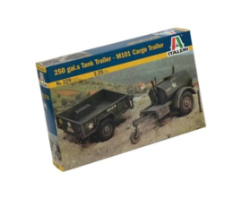 Italeri  229 # US Trailerset