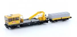 HobbyTrain H23561 # Railservice wagens (DB AG)