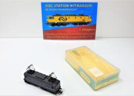 Occasion  Minitrix 2069 E-locomotief serie 1100 van de NS( THS uitvoering)