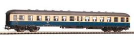 Piko 59687 Middeninstap personenwagen 2e klas DB Ep IV Blauw/beige