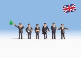 Noch 15271 # Spoorwegpersoneel Groot Brittannië