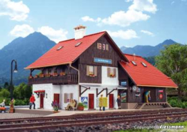 "Vollmer 49050. Station ""Berwang"""