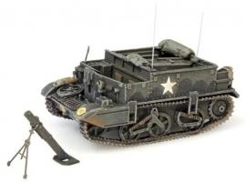 Artitec 387.125 British Universal Carrier (BUC) met mortier