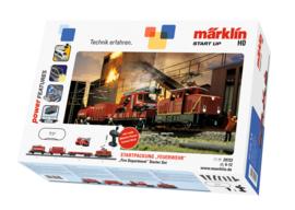 """29722Märklin Start up - startset """"brandweer"""""""