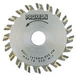 Proxxon 28017 Hardmetaal-opgelast cirkelzaagblad