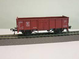 Fleischmann 8205. Open goederenwagen van de DB