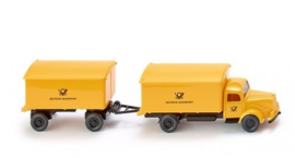 Wiking 055001 : MB L 5000 Deutsche Post