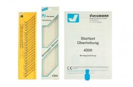 Viessmann 4300 : Startset bovenleiding