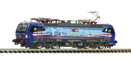 Fleischmann 739353. Elektriscche locomotief 193 525 SBB Cargo International (SOUND)