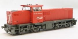 Liliput L112418 H0 NS 6400 diesellocomotief (rood)