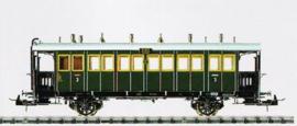 Trix 23304 : Personenwagen 9377 3e klasse (DRG)