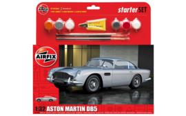 Airfix  A50089A : Aston Martin DB5, zilver