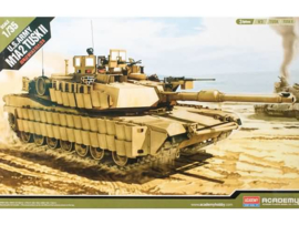 Academy 13298. US Army M1A2TUSKII