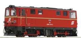 33297 - Diesellocomotief 2095014-3, ÖBB