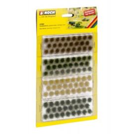 Noch 07006# Graspollen XL Donker groen,bruin en goud/geel