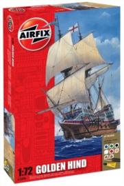 Airfix A50046 : Golden Hind (Engels Galjoen)