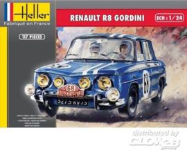 Heller 80700#renault R8 GORDINI