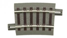 Roco 61129  : Gebogen rail R2 358 mm