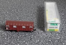 Minitrix 15655-06 Gesloten goederenwagen (SNCF)