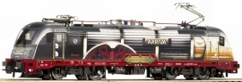 "ROCO 62604 : Elektrische locomotief BR 183 "" Jubiläumslok ""  (ARRIVA)"